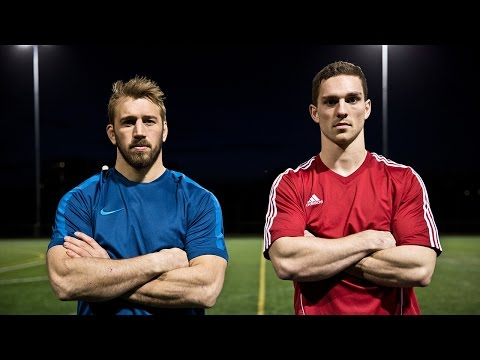 Head to Head: Chris Robshaw v George North - Round 2 | MaxiNutrition