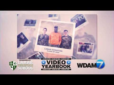 WDAM Sponsored Vignette - Lamar Christian School - Video Yearbook: Lamar Christian
