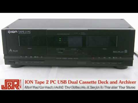 ION Tape 2 PC -- Review