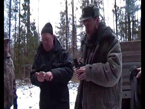 три дня охоты в Ижевске