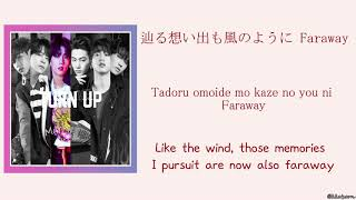GOT7 - Flash Up [Color Coded Kanji|Rom|Eng]