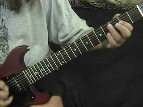 Cat Scratch Fever – Ted Nugent – Guitar Cover Lesson