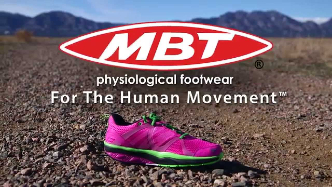 409d3b3ac634 MBT® Shoes - For the Human Movement™ 2015    Product Function   Benefits -  YouTube