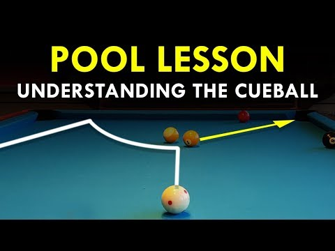 Pool Lesson | Understanding The Cueball