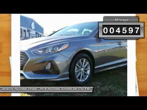Attractive 2018 Hyundai Sonata Ocala Florida Y3769