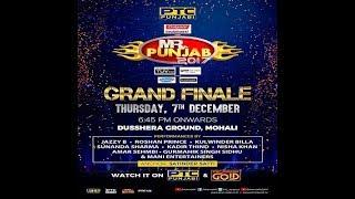 MR. PUNJAB 2017 Grand Finale