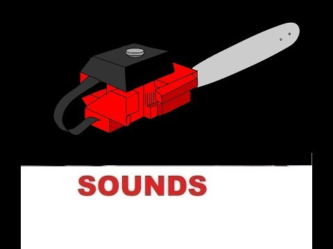 Electric Saw Sound Effects All Sounds