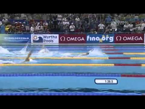 Ryan Lochte  200m Backstroke