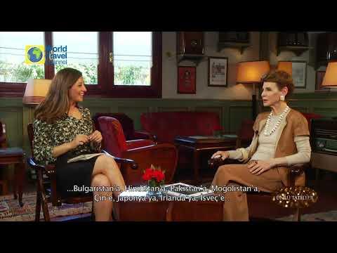 Lynn Gilbert - Interview on World Travel Channel