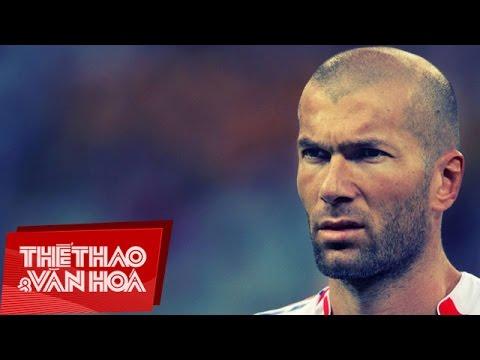 Zinedine Zidane - Cầu thủ vĩ đại của những trận đấu vĩ đại   Chân dung huyền thoại 04