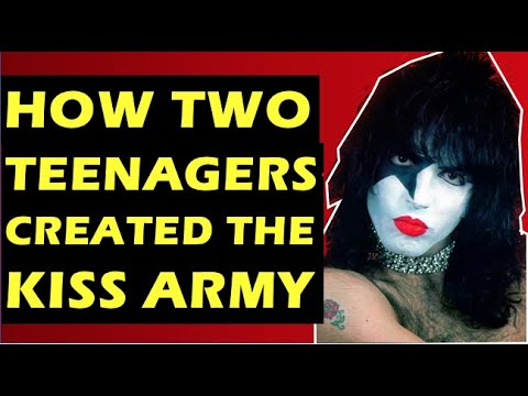 Kiss  The Story Of The KISS ARMY & Terra Haute, Indiana