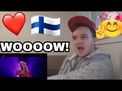 My reaction -