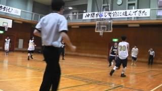 バスケット 【前半】 坊っちゃん。 vs 丸文籠球部