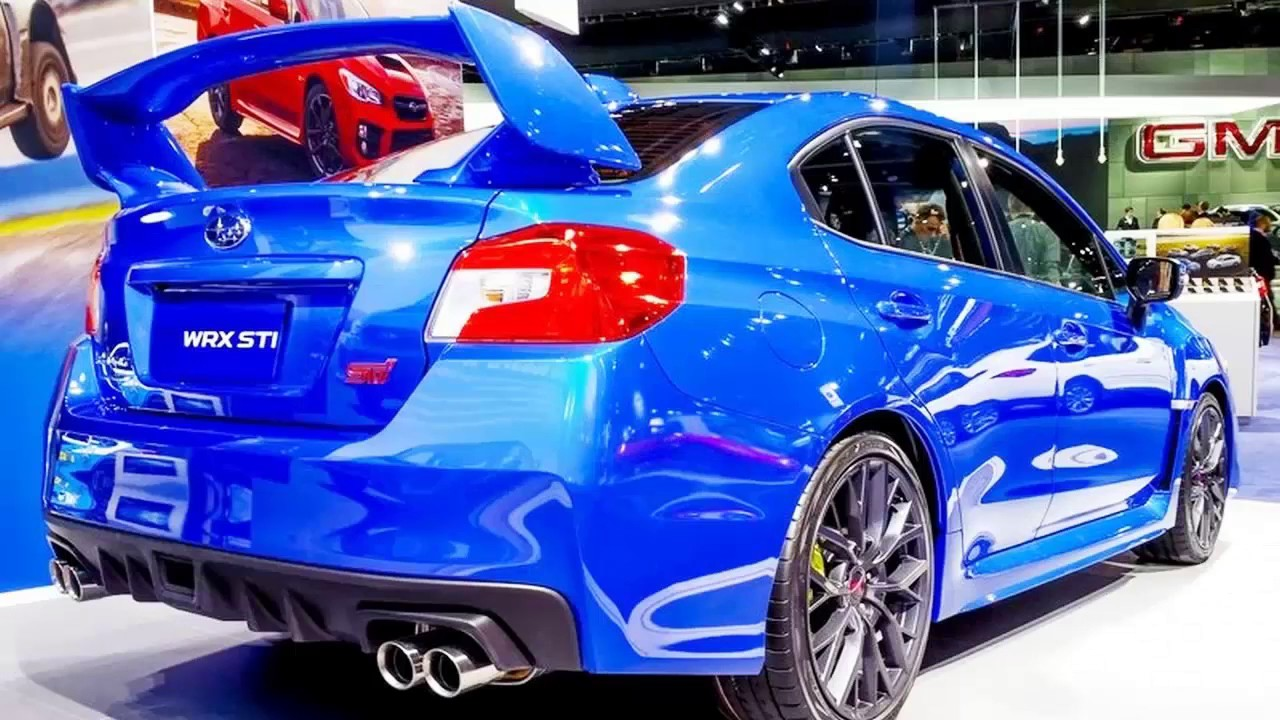 WOW 2018 Subaru WRX STI Review  YouTube