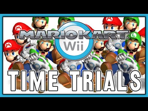 Mario Kart Wii - Episode 33 | Time Trials