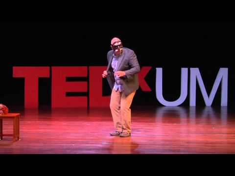 Make 'Em Laugh: Common Ground in Comic Characters | Matthew R. Wilson | TEDxUM