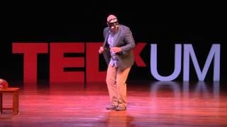 Make 'Em Laugh: Common Ground in Comic Characters | Matthew R. Wilson | TEDxUM