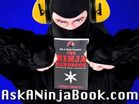 "Ask A Ninja - Special Delivery 22 ""The Ninja Handbook, Audiobook Part 1"""