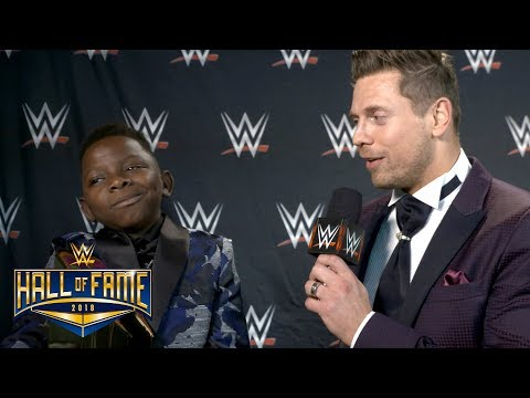 "The Miz asks why he's Jarrius ""J.J."" Robertson's ""least favorite Superstar"": Exclusive, Apr. 6, 2018"