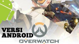 Sensasi Game Overwatch Di Smartphone Android , SHELLFIRE gameplay