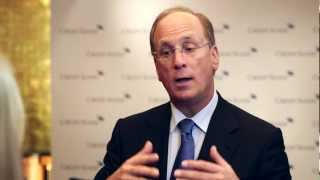 AIC 2013 Interview: Laurence D. Fink, CEO BlackRock - Trends in the World of Investing