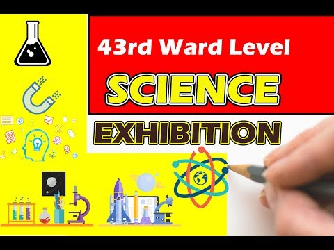 43rd M-East Ward Level Science Exhibition Mumbai North Zone