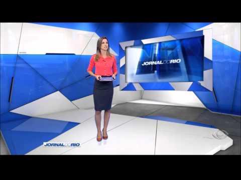 Início e final do novo Jornal do Rio - 23/03/2015