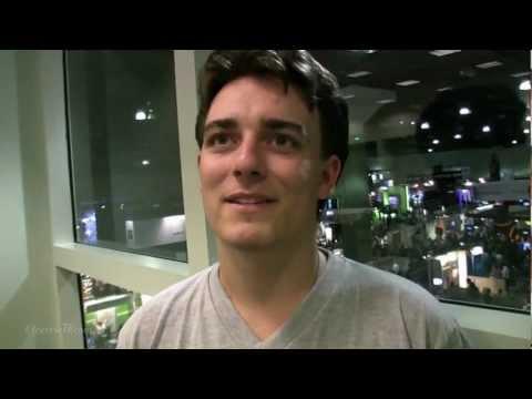 Palmer Luckey on Kick Starting Virtual Reality with Oculus Rift