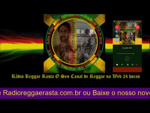 Transmissão ao vivo de Rádio Reggae Rasta 16/02/2019