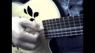 SAFE AND SOUND - PHẦN THÂN BÀI - HƯỚNG DẪN GUITAR