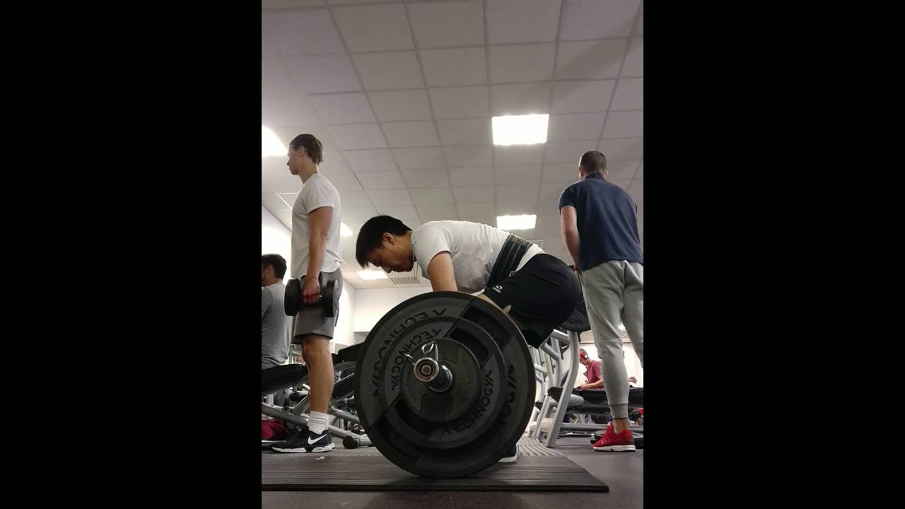 Stronglifts 5x5 deadlift form check 125kg youtube stronglifts 5x5 deadlift form check 125kg falaconquin