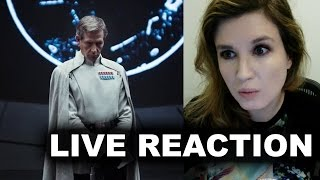 Rogue One Trailer Reaction