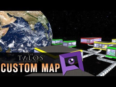 The Talos Principle - Custom Map: Orbital