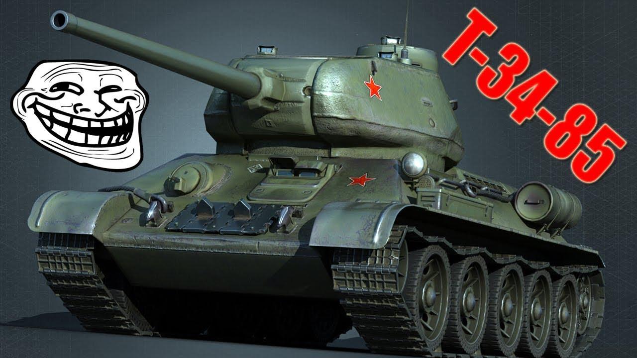 Jubileuszowe bitwy #433 – Emocjonująca bitwa na T-34-85