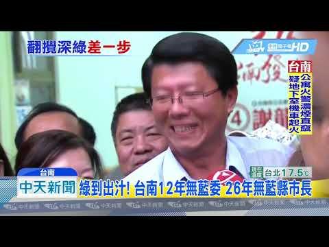 20190317中天新聞 台南立委敗選 謝龍介:願繼續為果農找通路