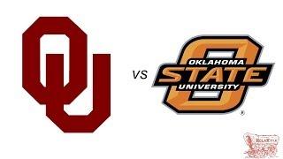 Oklahoma Highlights vs Oklahoma State - 12/07/13 (HD)