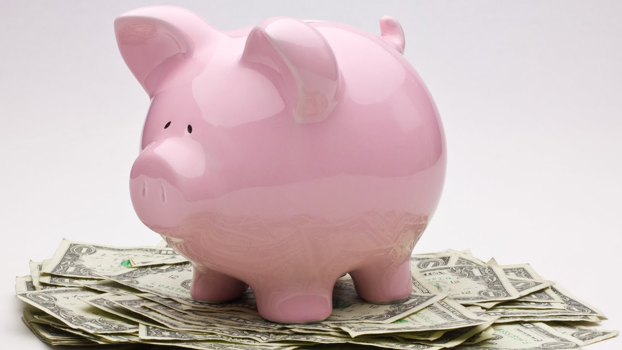 Why Do We Put Money Into PIGGY BANKS? w/ Think Fact - YouTube