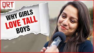Do GIRLS Like Short Boys OR TALL Guys? | How to Impress School GIRLS | Quick Reaction Team