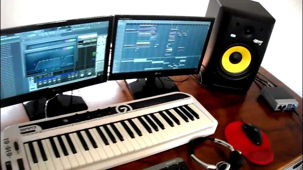 What You Need To Start Your Own Home Studio - YouTube