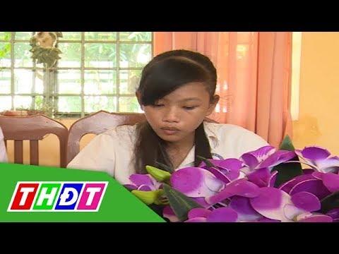 Tiếp sức đến trường | Em Nguyễn Công Vân Thư (H.Lai Vung) | THDT