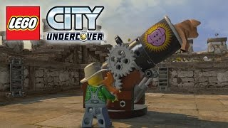 LEGO City Undercover - Bringing Home the Bacon Gameplay Walkthrough part 17 (PC)