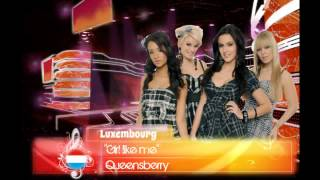 EMS 8 - LUXEMBOURG - Queensberry -