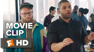 Long Shot Movie Clip - Lance At the Office (2019) | Movieclips Coming Soon