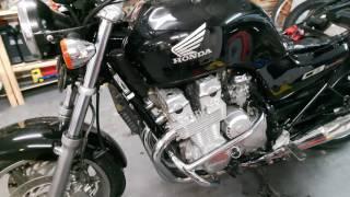 Honda CB 750 Seven Fifty. Przygotowanie do sezonu.
