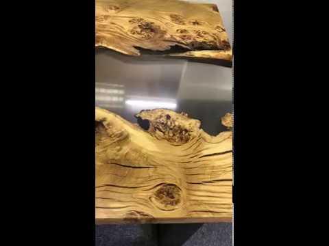 Pippy Oak River Table