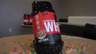 Fruit Cereal MTS Nutrition Machine Whey is HERE!
