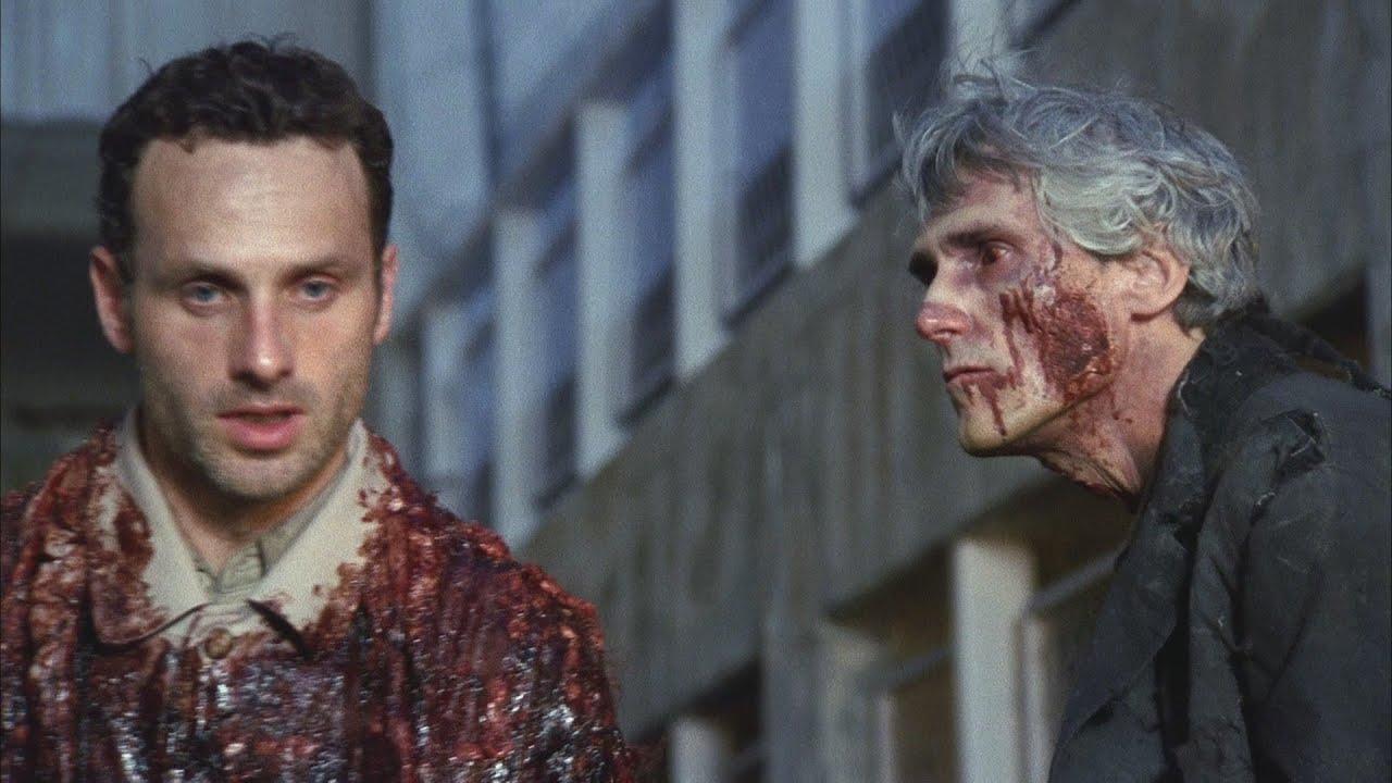 The Walking Dead Season 1 Episode 2 Guts Episode