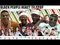 BLACK PEOPLE REACT TO KPOP (CHRISTMAS EDITION)
