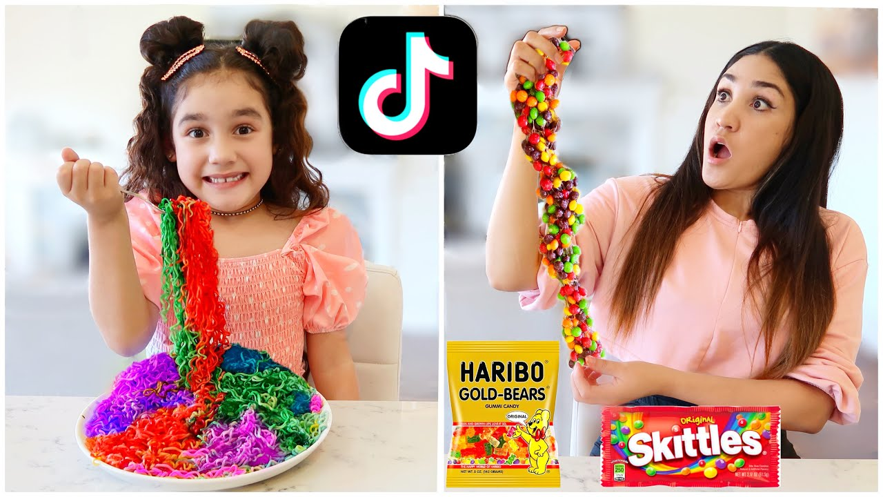We Tested VIRAL TikTok FOOD HACKS!! *MIND BLOWING* | Jancy Family