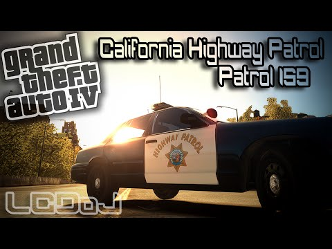 GTA IV LCPDFR 1.0   Patrol 159 - CHP Series - Possessed Grandfather